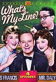 What's My Line [DVD] [1950] [Region 1] [NTSC] [US Import]