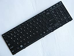Brand New Replacement Keyboard ( Black ) for Toshiba Satellite P775-S7320 Laptop / Notebook PC Computer [ Merchant & Seller: Micro_Power_Source ( MPS ) ]