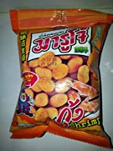 Roasted Peanuts Shrimp Flavour Coated Pack of 6