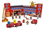 Janod : Firefighters Story Box