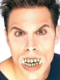 Rubie\'s Costume Co Werewolf Teeth Costume