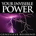 Your Invisible Power Audiobook by Genevieve Behrend Narrated by Jason McCoy