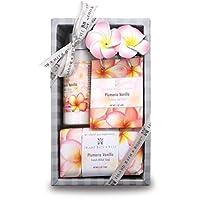 Plumeria Vanilla Gift Set