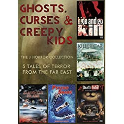 Ghosts, Curses & Creepy Kids: The J Horror Collection