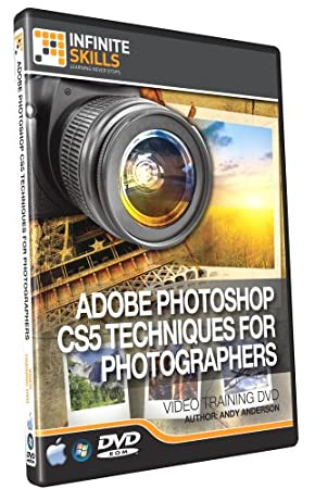 Photographers Photoshop Tutorial Video - Training DVD (CS4 and CS5)