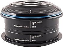 Cane Creek 40-Series Zerostack Short Cover Complete for 44mm Head-Tube (1-1/8-Inch Straight Steerer), Black