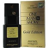 One Man Show - Gold Edition by Jacques Bogart Eau De Toilette Spray 100ml