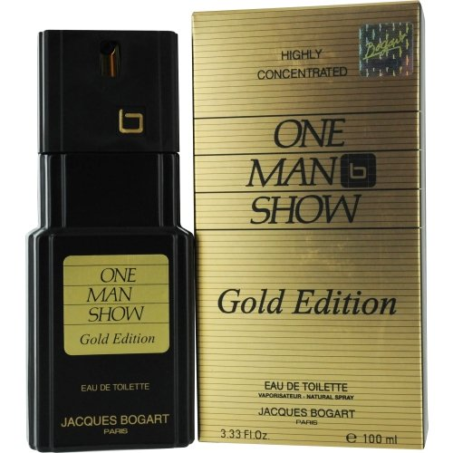 BOGART ONE MAN SHOW GOLD Eau De Toilette 100ML