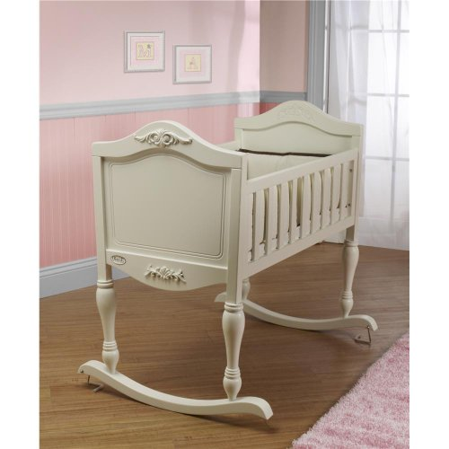 For Sale! Orbelle Trading Ga Ga Cradle, French White