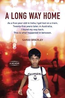 Book Cover: A Long Way Home: A Memoir