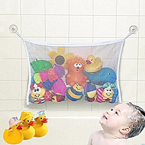 best-bath-toy-organizer-features-improved-large-2-extra-bonus-suction-cups-powerful-bath-toy-bag-is-