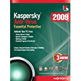 Kaspersky Anti-Virus 2009 (3 PC, 1 Year subscriptions) (PC)by Kaspersky Lab