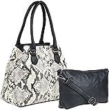 F Fashionstylus Handbag (Beige)