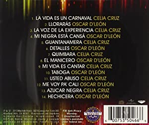 Lo Mejor De Celia Cruz & Oscar D'Le¢n En Concierto