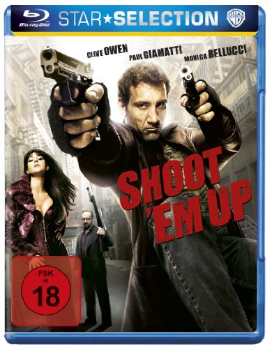 Shoot 'Em Up [Blu-ray]
