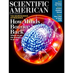 Scientific American: The Neuroscience of True Grit Periodical
