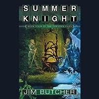 Summer Knight: The Dresden Files, Book 4 (       ungekürzt) von Jim Butcher Gesprochen von: James Marsters