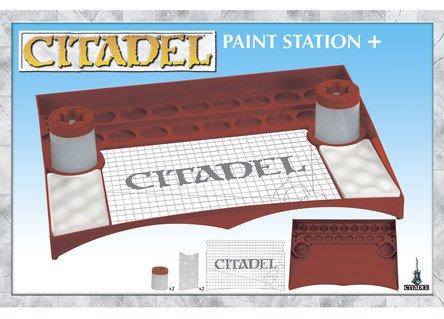 Citadel Red Paint Station Plus