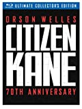 Citizen Kane (70th Anniversary Ultimate Collectors Edition) [Blu-ray]