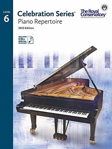 C5R06 - Royal Conservatory Celebration Series - Piano Repertoire Level 6 Book 2015 Edition PDF