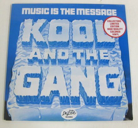 Kool & The Gang - Music Is The Message - Zortam Music