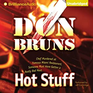 Hot Stuff: A Lessor and Moore Mystery, Book 6 | [Don Bruns]