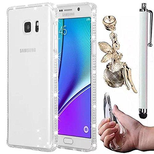 Vandot Custodia 3 in 1 Case Cover per Samsung Galaxy A5 (2016) SM A510F gel TPU-Custodia super sottile a prova shock lapiz tacil spina anti polvere Koala Oro