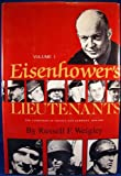 Book cover for Eisenhower's Lieutenants: The Campaign of France and Germany, 1944-1945