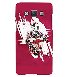 PRINTVISA Football Rooney Case Cover for Samsung Galaxy A7