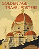 img - for Golden Age Travel Posters 2016 Boxed Posters Calendar book / textbook / text book