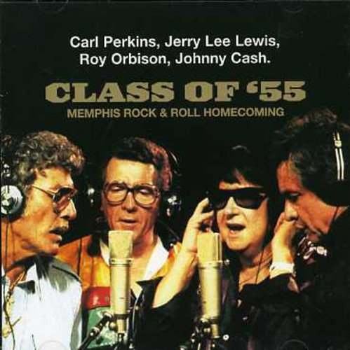 Audio CD : Class Of `55 -  Cash, Johnny/Jerry Lee Lewis/Roy Orbison/Carl Perkins [+Peso($29.00 c/100gr)] (US.AZ.7.51-0-B000008108.387)