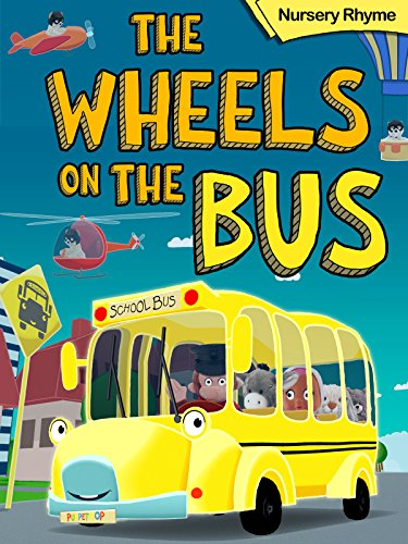 The Wheels on the Bus Nursery Rhymes and More
