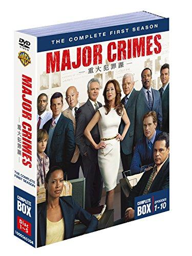 MAJOR CRIMES ~重大犯罪課 〈ファースト〉 (5枚組) [DVD]