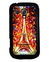 Aart Designer Luxurious Back Covers for Samsung Galaxy S Duos 57562 + 3D F2 Screen Magnifier + 3D Video Screen Amplifier Eyes Protection Enlarged Expander by Aart Store.
