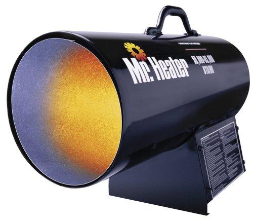 Mr. Heater MH85FAV 85,000-BTU Forced-Air Propane Heater