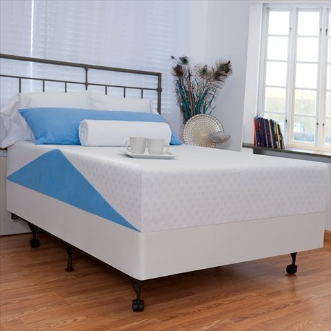 "12"" Memory Foam Mattress Size: Queen"