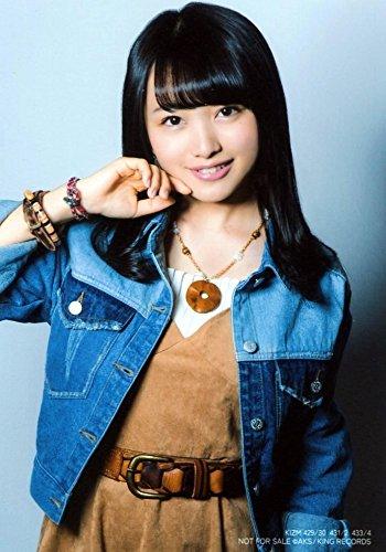 【向井地美音】 公式生写真 AKB48 翼はいらない 通常盤 選抜Ver.