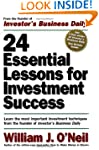 24 Essential Lessons for Investment S...