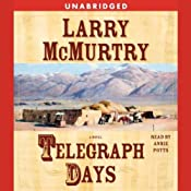 Telegraph Days | [Larry McMurtry]