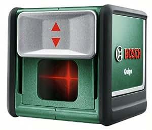 Bosch Laser lignes Quigo 2 avec adaptateur fixation rapide 0603663200