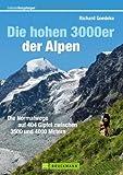 Die hohen 3000er in den Alpen: Tourenführer - die Normalwege auf alle 251 Gipfel der Alpen über 3.500 Meter, mit Klassikern wie Großglockner und ... alle 404 Gipfel zwischen 3500 und 4000 Metern