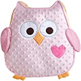 Kids Line 5709PLW Dena Happi Tree Plush Pillow (Pink)