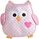 Dena Happi Tree Plush Pillow, Pink