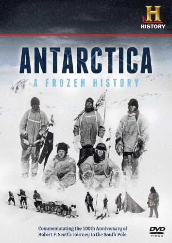 Antarctica - A Frozen History [DVD] [Edizione: Regno Unito]