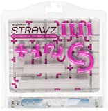 Strawz Construct Your Own Drinking Straw Kit (Violet)