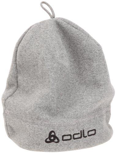 Odlo Mütze Fleece Light, grey melange, One Size, 773410