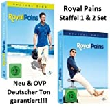 Royal Pains - Staffel 1 & 2 Set