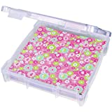 Art Bin Essentials 12x12 Storage Box: 6912AB Clear