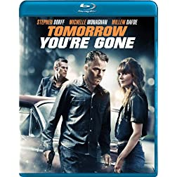 Tomorrow You're Gone [Blu-ray]