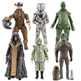 Doctor Who Classic Figures Wave 2: Set of 6